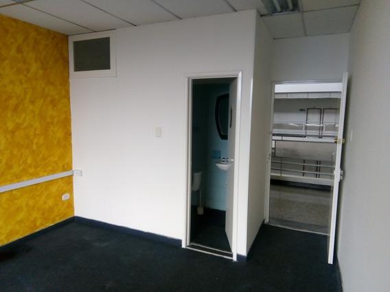Oficina En Venta Ricaurte, Centro Comercial, 1 Baño