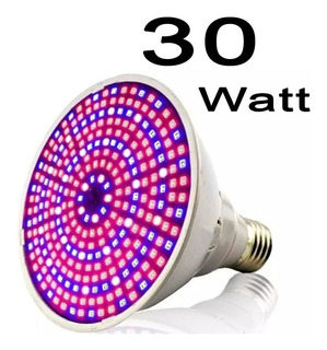 Lampara Led Crecimiento Indoor Cultivo Interior 30w