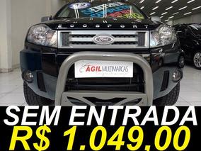 Ford Ecosport 1.6 Freestyle Único Dono 2012