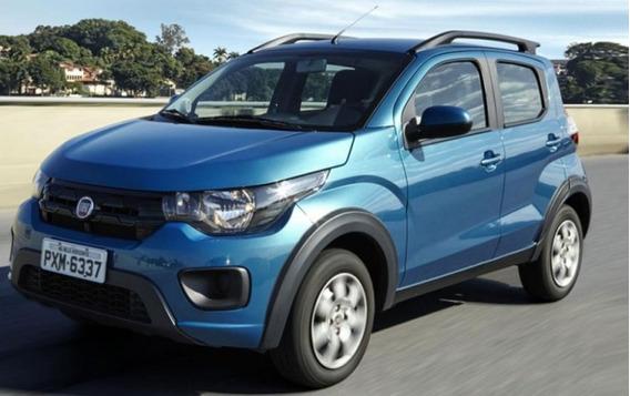 Nuevo Fiat Mobi 2020 - Retiras Con $70.000 O Tu Usado B