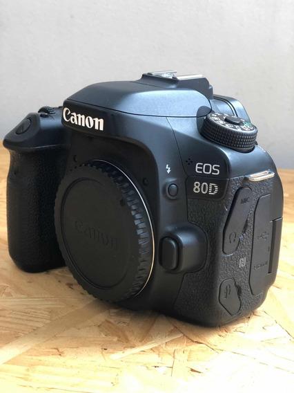 Canon Eos 80d + Lente Sigma 17-50 2.8 E 50 Mm Yn