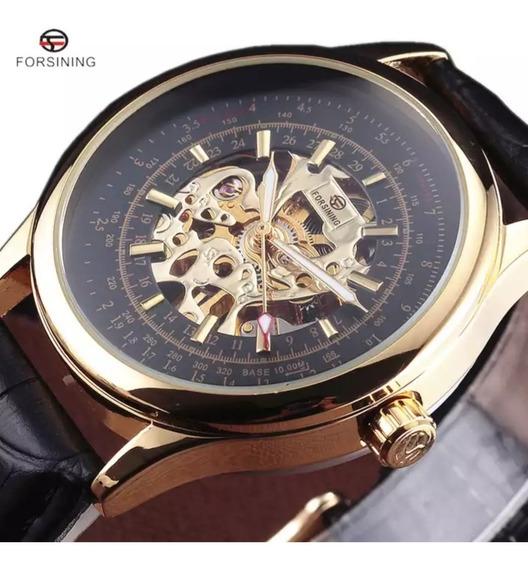 Relógio Importado Forsining Automático Super Oferta