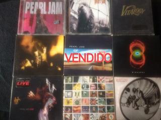 Colección De Cd Pearl Jam