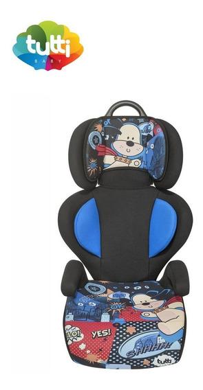 Cadeira Supreme Bebê Azul 15 À 36 Kg Tutti Baby Comprar
