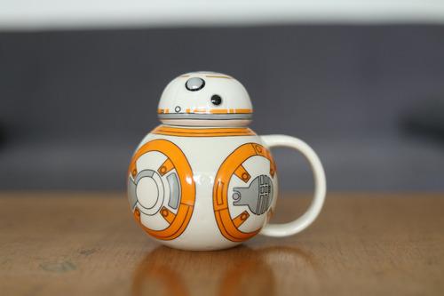 Taza O Mug Bb8 Star Wars (en Perfecto Estado)