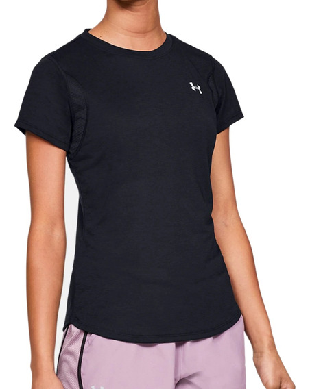 Remera Under Armour Running Ua Streaker 2.0 Mujer Ng