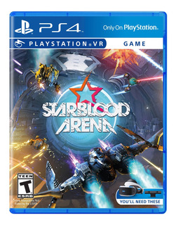 Starblood Arena Playstation Vr Ps4