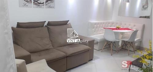 Condominio Fechado Em Condomínio Para Venda No Bairro Itaquera, 2 Dorm, 1 Vagas, 65 M - 8230