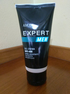 Gel Crema Anti Age Amodil Expert Men