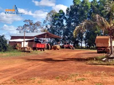 Fazenda Com 4 Dormitórios À Venda, 17880000 M² Por R$ 18.000.000 - Zona Rural - Balsas/ma - Fa0047