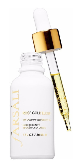 Farsali Rose Gold Elixir Radiating Moisturizer 30ml