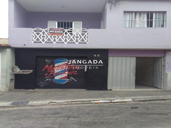 Casa Com 02 Dormitórios E 01 Vaga De Garagem - Bandeiras - 11594