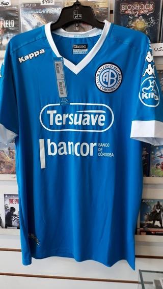 Camiseta De Belgrano Kappa 2017/2018 Nueva Y Original