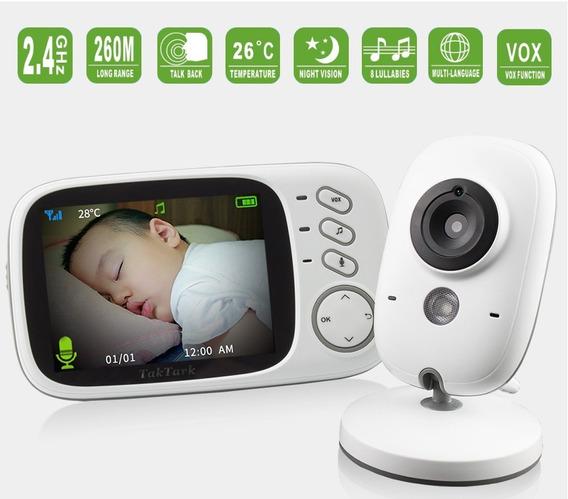 Babá Eletrônica Câmera Visão Noturna Wifi - Promoção