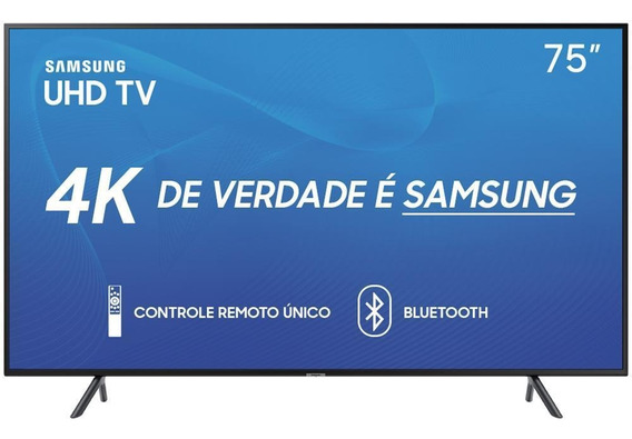 Smart Tv Led 75 Uhd 4k Samsung Hdmi Usb Bluetooth Un75ru7100