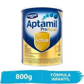 Aptamil Active 800 G. Validade 03/2020.