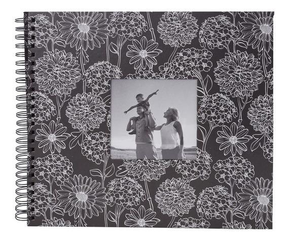 Álbum Fotográfico Scrapbook 40 Páginas Para Fotos 15x21