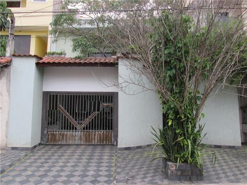 Imagem 1 de 12 de Lindo Sobrado À Venda, 3 Suítes, 4 Vagas - Jardim Palermo - São Bernardo Do Campo  - 25074