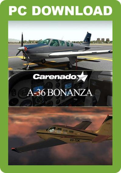 (xp11) Pacote Beechcraft Bonanza Para Xplane11
