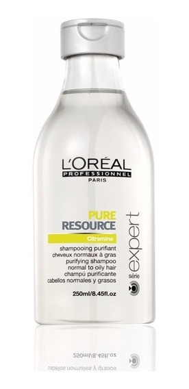 Loreal Shampoo Pure Resource Citramine 300 Ml