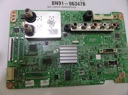 Placa Principal Samsung Ln40d503f7gxzd Bn91-06347b