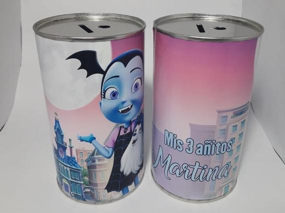 Alcancias Latas Personalizadas Souvenirs Originales X10