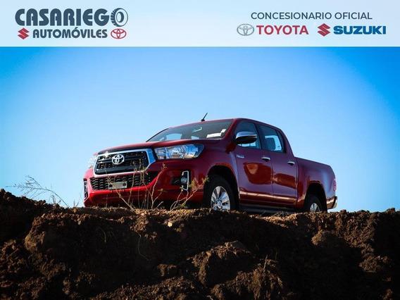 Toyota Hilux Sr 4x4 Diesel Entrega Inmediata!!! 2.4 2020 0km