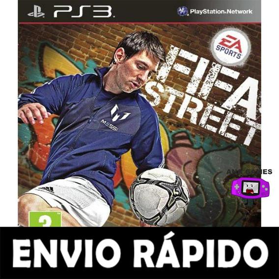 Fifa Street Ps3 - Jogo Digital