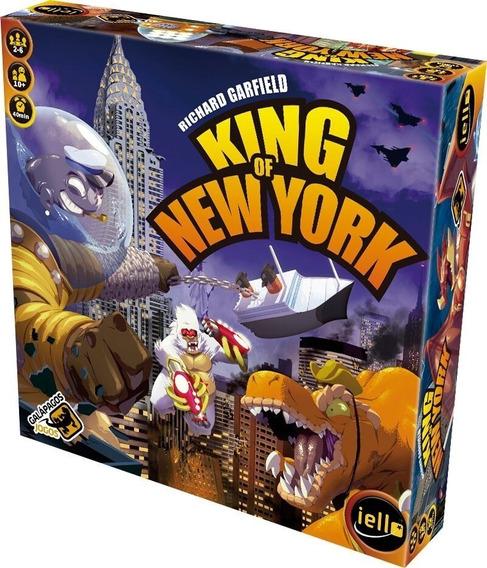 Jogo De Tabuleiro King Of New York