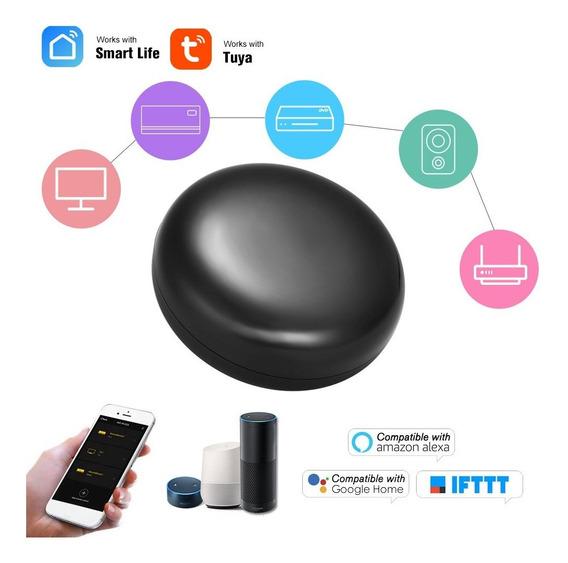 Tuya Tv Wifi-ir Controle Remoto Inteligente Suporte Alexa Fu