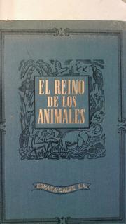 El Reino De Los Animales. Los Animales Acuáticos