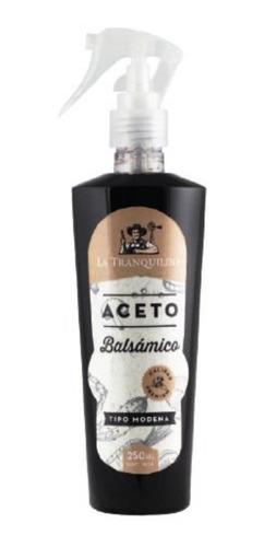 Aceto Balsamico La Tranquilina En Spray 250ml