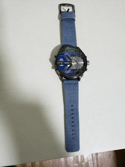 Relógio Oulm Jeans