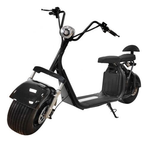 Moto Movicool Eléctrica 1500 W Pie Doble Bluetooth Alarma