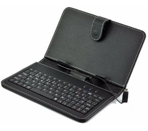 Capa Tablet Teclado Phaser Kinno Tablets 7 Polegad Ler Descr