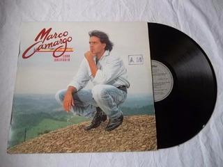 Vinil Lp - Marco Camargo - Lobo Solitario - Mpb Cantor