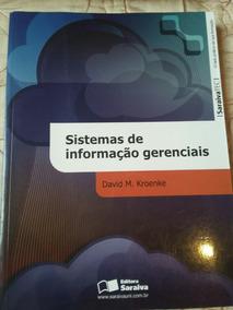 Livro Sistemas De Informação Gerenciais Faculdade Administra