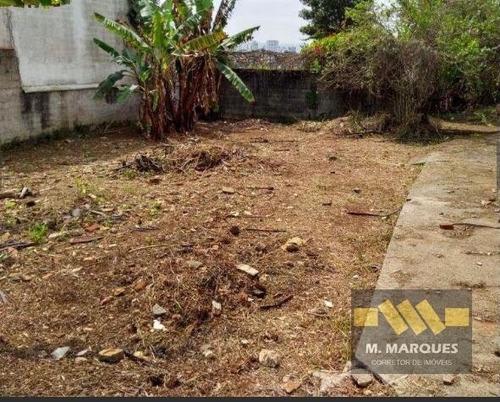 Imagem 1 de 13 de Terreno Em Vila Mogi Moderno  -  Mogi Das Cruzes - 3763