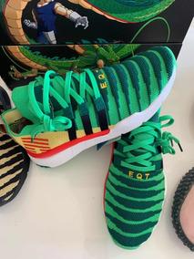 Sneakers adidas Eqt Dragon Ball Z Shenron Originales