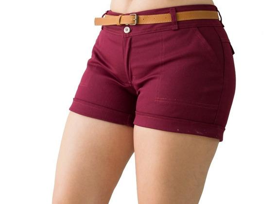 Shorts Dama Mayoreo. 6 Piezas Por Paquete.