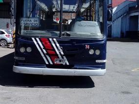Colectivo Mercedes Benz 1418 - 1722 Año 2008 (8 Unidades)