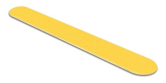 Lixa Americana (larga) Canario Com 24 Unidades (flow Pack)
