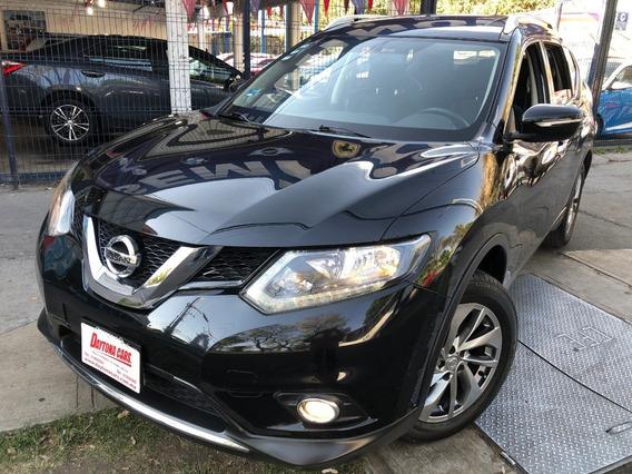 Nissan Xtrail Advance 3ra. Fila Asientos 2016