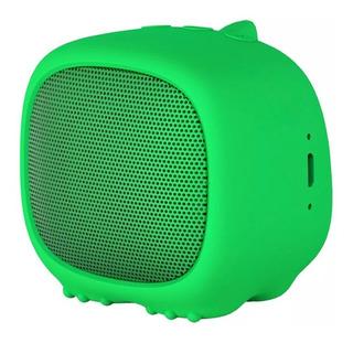 Parlante Portatil Bluetooth Noblex Psb02 Adorable 3w Dinosau