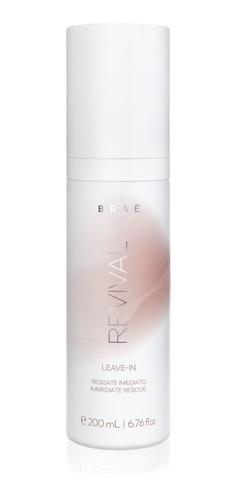 Braé Revival Leave-in 200ml Original Reparação Imediata