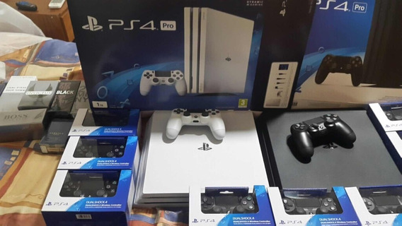 Playstation 4 Pro 1tb + Lente Rv + Mando Adicional Original