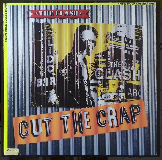 The Clash - Cut The Crap - Lp Vinil - 1985
