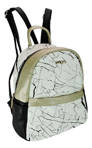 Mochila Dama Wilys Tourist Modelo Whb014