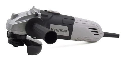 Amoladora Angular Hyundai 115mm 1100rpm 600 Watts Hy6010