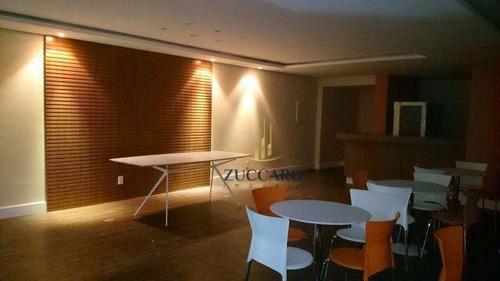 Apartamento À Venda, 72 M² Por R$ 480.000,00 - Vila Augusta - Guarulhos/sp - Ap9739